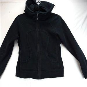 lululemon athletica Tops - Lululemon black hoodie